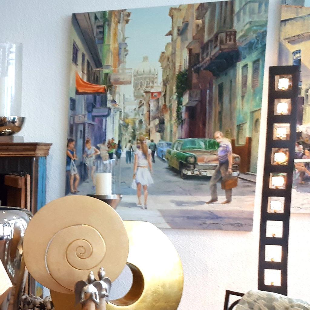 hochwertige Kunstdrucke auf Leinwand oder als Posterdruck